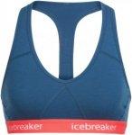 Icebreaker W Sprite Racerback Bra | Größe XS,S,M,L,XL | Damen Sport-BHs