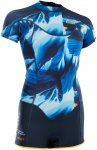 ION W Amaze Shorty Short-Sleeve 2.5 DL I Blau | Größe M - 38 | Damen Wasserspo