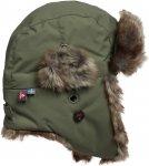 Isbjörn Kids Squirrel Winter Cap Grün   Größe 44-46    Kopfbedeckung