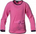 Isbjörn Mountain Longsleeve Pink, 122 -128 -Farbe Azalea, 122 -128