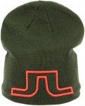 J.Lindeberg Logo Hat (Modell Winter 2015) Grün, Accessoires, One Size