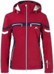 J.Lindeberg Shand Jacket Rot, Female Dermizax™ Freizeitjacke, XL