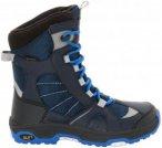 Jack Wolfskin Boys Snow Ride Texapore Blau, EU 33 -Farbe Vibrant Blue, 33