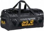 Jack Wolfskin Expedition Trunk 130 Schwarz, Reisetasche, 130l