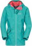Jack Wolfskin Girls Highland Jacket Grün, Female Freizeitjacke, 176