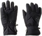 Jack Wolfskin Kids Easy Entry Glove Schwarz, 152, Kinder Fingerhandschuh ▶ %SA