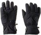 Jack Wolfskin Kids Easy Entry Glove (Modell Winter 2017) Schwarz, Thinsulate™