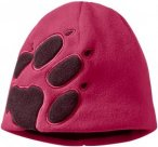 Jack Wolfskin Kids Front PAW Hat (Modell Winter 2016) Pink, Accessoires, One Siz