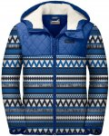 Jack Wolfskin Kids Navajo Mountain Fleece Blau | Größe 104 | Kinder Fleecejack