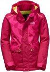 Jack Wolfskin Kids Snow Ride Jacket Pink, Freizeitjacke, 164