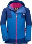 Jack Wolfskin Kids Snowsport Jacket | Größe 92,128 | Kinder Freizeitjacke