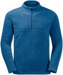Jack Wolfskin M Arco Blau | Herren Langarm-Shirt