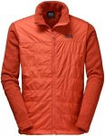 Jack Wolfskin Caribou Crossing Altis Orange, Male Fleecejacke, S