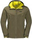 Jack Wolfskin M Chinook Jacket Grün | Herren