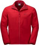 Jack Wolfskin Essential Track (Modell Sommer 2018) Rot, Male Freizeitjacke, L