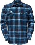 Jack Wolfskin M Valley Shirt | Herren Langarm-Hemd