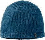 Jack Wolfskin Stormlock Knit Cap Blau, Accessoires, M