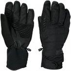 Jack Wolfskin Texapore Whiteline 3in1 Glove Schwarz | Größe XS |  Fingerhandsc