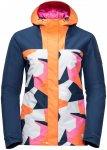 Jack Wolfskin W 365 Hideaway Jacket Blau / Pink   Größe XL   Damen Isolationsj
