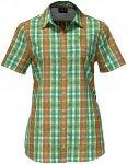 Jack Wolfskin W Fairford Shirt | Größe M | Damen Kurzarm-Shirt