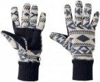 Jack Wolfskin Hazelton Glove Blau, Female Accessoires, L