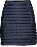 Jack Wolfskin W Iceguard Skirt Blau | Größe XL | Damen Röcke