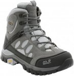 Jack Wolfskin Impulse Texapore O2+ Mid Grau, Female EU 41 -Farbe Tarmac Grey, 41