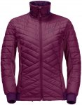 Jack Wolfskin Lyse Valley Jacket Lila/Violett, Female S -Farbe Amethyst, S