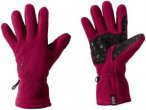 Jack Wolfskin Nanuk PAW Glove Rot, Female Accessoires, M