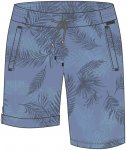 Jack Wolfskin Pomona Palm Shorts Blau, Female Shorts, 44