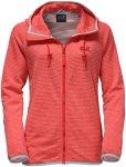 Jack Wolfskin W Tongari Hooded Jacket | Größe XS,S,M,L | Damen Freizeitjacke