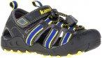 Kamik Kids Crab Schwarz | Größe EU 38 |  Sandale