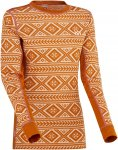 Kari Traa W Floke Long-Sleeve Orange | Größe XL | Damen Unterwäsche