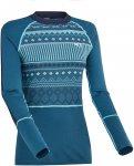 Kari Traa W Perle Long-Sleeve Blau   Damen Oberteil
