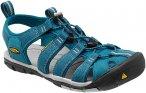 Keen W Clearwater CNX Blau | Größe EU 36 | Damen Sandale