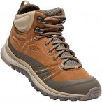 Keen Terradora Leather Mid Waterproof Braun, Female EU 40.5 -Farbe Timber -Corns