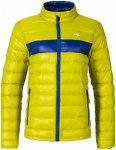 Kjus Boys Blackcomb Jacket Gelb, Male Daunen Freizeitjacke, 164