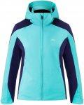 Kjus Girls Formula Jacket Blau   Größe 176   Damen Regenjacke