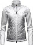Kjus Ladies BAY MIX Jacket Damen   Weiß / Grau   40   +40