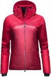Kjus Ladies Cape Jacket Rot, Female Dermizax™ Freizeitjacke, 36