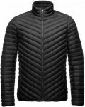 Kjus Men Blackcomb Down Jacket Schwarz, Male Daunen Daunenjacke, 46