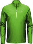 Kjus Men Drag Halfzip Grün, Male 50 -Farbe Reed Green -Black -Parrot Green, 50