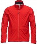 Kjus Men Pro 3L Jacket Rot, Male Dermizax™ Freizeitjacke, 46
