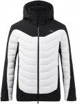 Kjus Men Sight Line Jacket (Modell Winter 2019) Schwarz / Weiß | Größe 56 | H