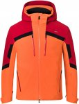 Kjus Men Speed Reader Jacket Orange / Rot | Größe 46 | Herren Regenjacke