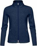 Kjus Women Central Jacket Blau, 40, Damen Fleece Jacke ▶ %SALE 25%