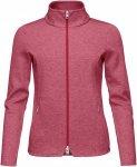 Kjus Women Central Jacket Rot, 34, Damen Fleece Jacke ▶ %SALE 20%