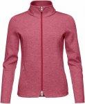 Kjus Women Central Jacket Rot | Größe 42 | Damen Fleecejacke;