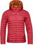 Kjus Women Cypress Hooded Down Jacket Rot | Größe 42 | Damen Daunenjacke