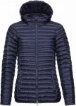 Kjus Women Cypress Hooded Down Jacket Blau | Größe 34 | Damen Daunenjacke